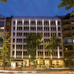 Oferta Viaje Hotel NH Madrid Príncipe de Vergara ****