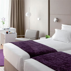 Oferta Viaje Hotel NH Collection Madrid Eurobuilding ****
