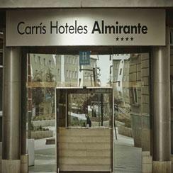 Oferta Viaje Hotel Hotel Carris Almirante ****