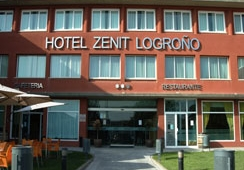 Oferta Viaje Hotel Zenit Logroño***