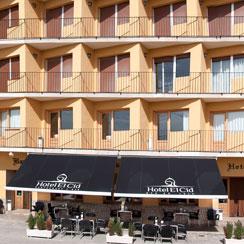 Oferta Viaje Hotel Hotel El Cid