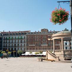 Oferta Viaje Hotel NH Pamplona Iruña Park ****