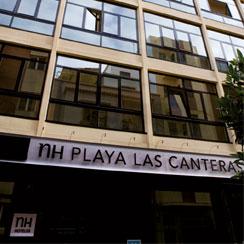 Oferta Viaje Hotel NH Playa Las Canteras ***