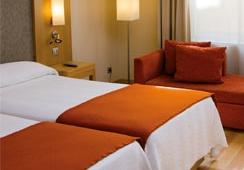 Oferta Viaje Hotel NH Madrid Sanvy ****