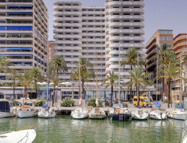 Oferta Viaje Hotel Hotel Tryp Palma Bellver Hotel en Palma de Mallorca