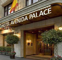 Oferta Viaje Hotel Hotel Avenida Palace en Barcelona