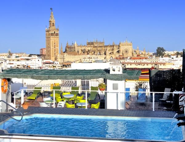 Oferta Viaje Hotel Hotel Bécquer en Sevilla