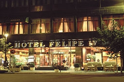 Oferta Viaje Hotel Hotel Sercotel Felipe IV en Valladolid