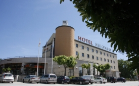 Oferta Viaje Hotel Hotel Alfonso IX en Sarria