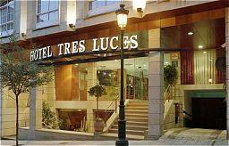 Oferta Viaje Hotel Hotel Tres Luces en Vigo