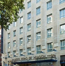 Oferta Viaje Hotel Hotel Silken Reino de Aragón en Zaragoza