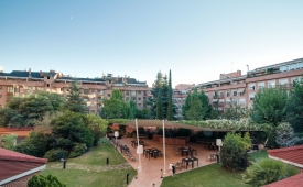 Oferta Viaje Hotel Hotel Rafaelhoteles Atocha en Madrid
