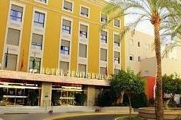 Oferta Viaje Hotel Hotel Zenit Sevilla en Sevilla