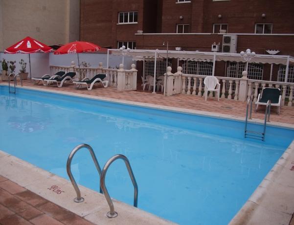 Oferta Viaje Hotel Hotel Santa Cecilia en Ciudad Real