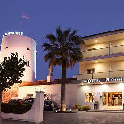 Oferta Viaje Hotel Hotel Playafels en Castelldefels