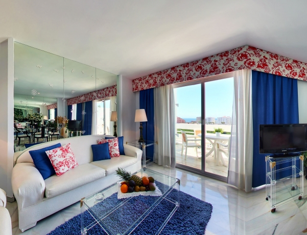 Oferta Viaje Hotel Hotel Albayzin del Mar Suites - Apartamentos en Almuñécar