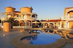 Oferta Viaje Hotel Hotel Los Caballos Rural en Denia