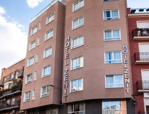 Oferta Viaje Hotel Hotel Zenit Murcia en Murcia