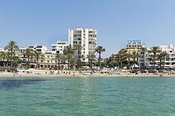 Oferta Viaje Hotel Hotel Hostal Residencia Roberto Playa en Eivissa