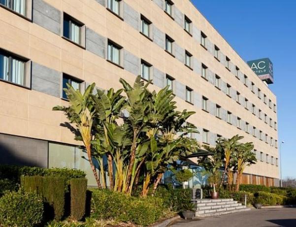 Oferta Viaje Hotel Hotel AC Sevilla Forum en Sevilla