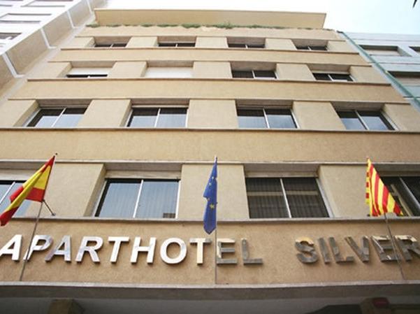 Oferta Viaje Hotel Hotel Silver Aparthotel en Barcelona
