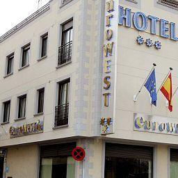 Oferta Viaje Hotel Hotel Eurowest en Salamanca