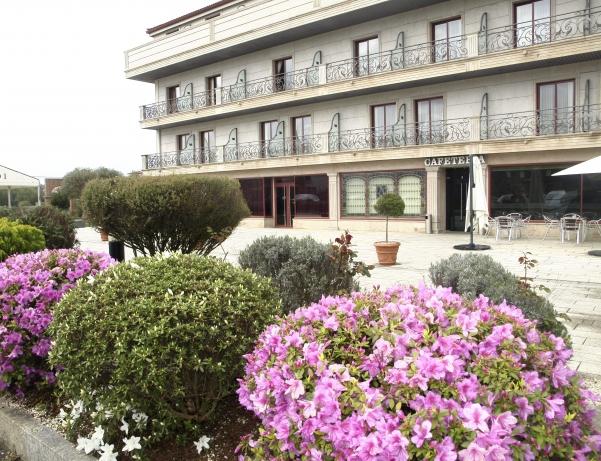 Oferta Viaje Hotel Hotel Alfonso I en Tui