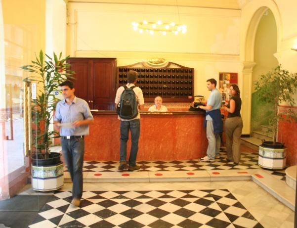 Oferta Viaje Hotel Hotel Peninsular en Barcelona