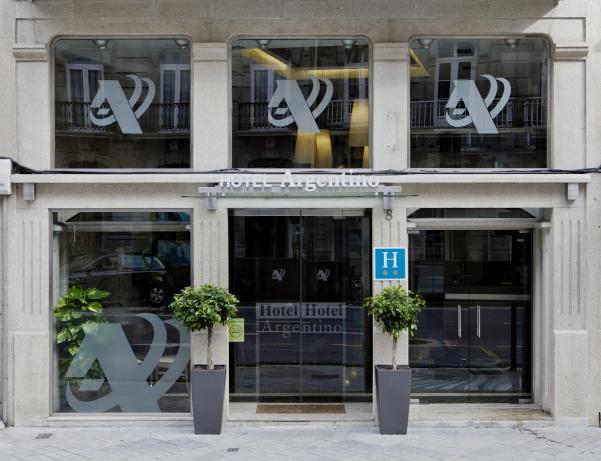 Oferta Viaje Hotel Hotel Argentino en Vigo