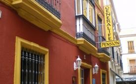 Oferta Viaje Hotel Hotel Pensión Generalife en Sevilla