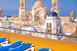 Oferta Viaje Hotel Hotel Senator Cádiz Spa en Cádiz