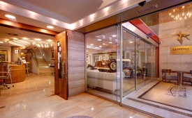 Oferta Viaje Hotel Hotel Aparthotel Hispanos 7 Suiza en Barcelona