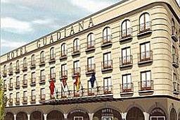 Oferta Viaje Hotel Hotel Sercotel Guadiana en Ciudad Real