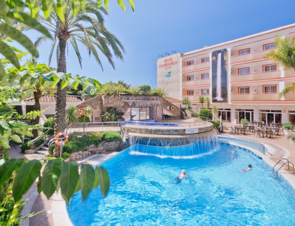 Oferta Viaje Hotel Hotel Monteplaya en Malgrat de Mar