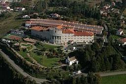 Oferta Viaje Hotel Hotel Gran Los Abetos en Santiago de Compostela