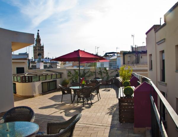 Oferta Viaje Hotel Hotel Callejon Del Agua Hostal en Sevilla