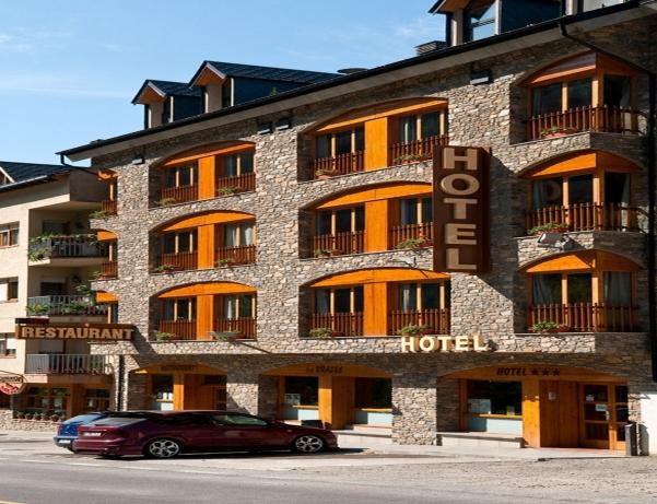 Oferta Viaje Hotel Hotel Les Brases en Sort