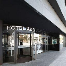 Oferta Viaje Hotel Hotel AC Sants en Barcelona