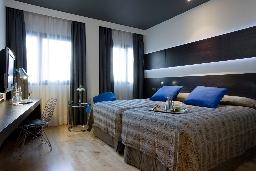 Oferta Viaje Hotel Hotel NH Madrid Las Tablas en Madrid