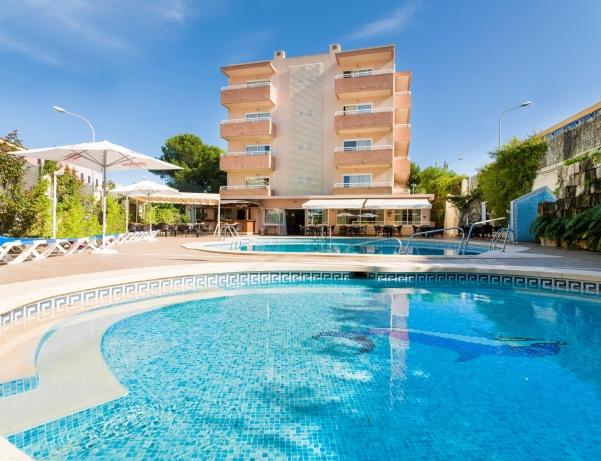 Oferta Viaje Hotel Hotel Delfin Mar en Santa Ponça