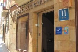 Oferta Viaje Hotel Hotel Don Carlos Cáceres en Cáceres