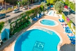 Oferta Viaje Hotel Hotel Delfin Siesta Mar en Santa Ponça