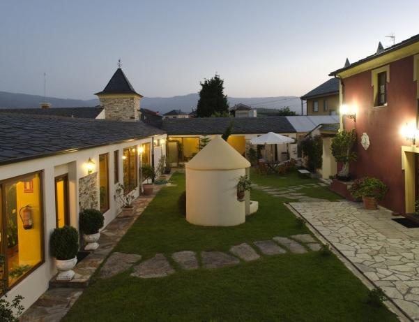Oferta Viaje Hotel Hotel Casa do Merlo en San Cosme