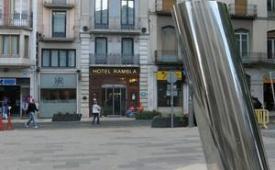 Oferta Viaje Hotel Hotel Rambla en Figueras