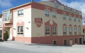 Oferta Viaje Hotel Hotel SotoPalacio Hostal en Segovia