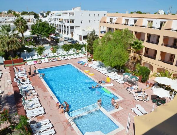 Oferta Viaje Hotel Hotel azuLine Apartamentos Sunshine - Adults Only en Sant Antoni de Portmany