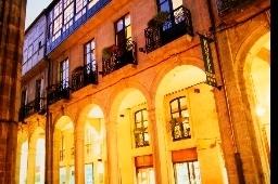 Oferta Viaje Hotel Hotel Rua Villar Restaurante en Santiago de Compostela