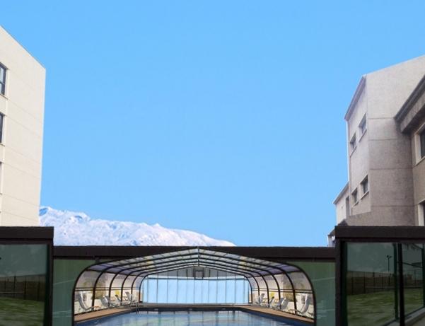 Oferta Viaje Hotel Hotel Sercotel Gran Luna de Granada en Granada