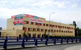 Oferta Viaje Hotel Hotel Iris en Pozo de Guadalajara