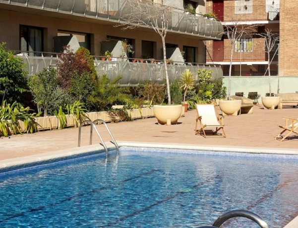Oferta Viaje Hotel Hotel Aura Park Nord Apartamentos en Barcelona